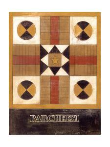 Parcheesi by Norman Wyatt Jr^