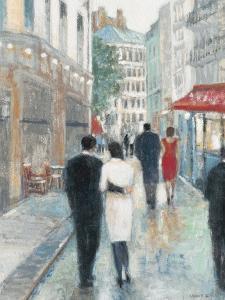 Paris Impressions 3 by Norman Wyatt Jr^