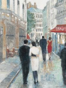 Paris Impressions 3 by Norman Wyatt Jr.