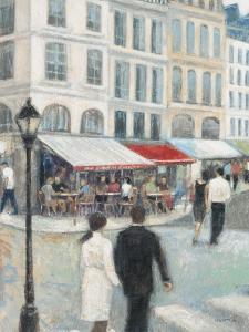 Paris Impressions 4 by Norman Wyatt Jr.