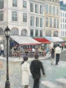 Paris Impressions 4 by Norman Wyatt Jr^