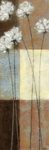 Raku Blossoms I by Norman Wyatt Jr^