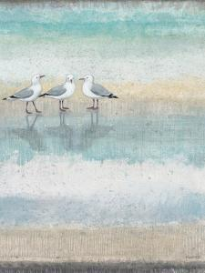 Sea Glass Shore 1 by Norman Wyatt Jr^