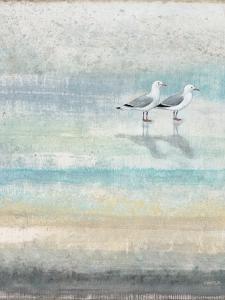Sea Glass Shore 2 by Norman Wyatt Jr^