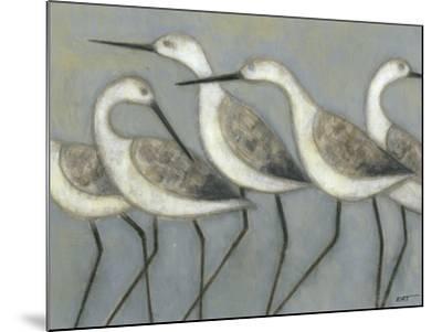 Shore Birds I by Norman Wyatt Jr.