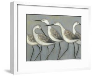 Shore Birds I by Norman Wyatt Jr^