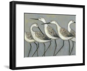 Shore Birds I by Norman Wyatt Jr^
