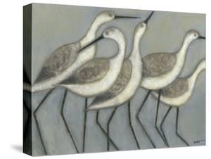 Shore Birds II by Norman Wyatt Jr.