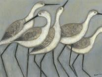 Seabird Thoughts 1-Norman Wyatt Jr^-Framed Giclee Print