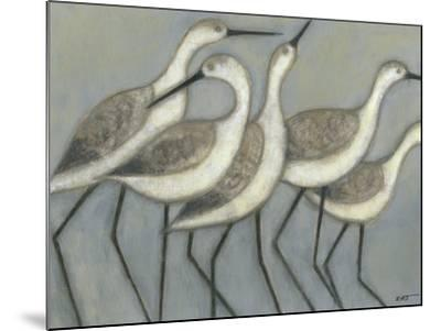 Shore Birds II by Norman Wyatt Jr.