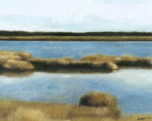Wet Lands II by Norman Wyatt Jr.