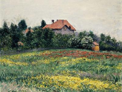 Normandy Countryside; Paysage En Normandie, 1884-Gustave Caillebotte-Giclee Print