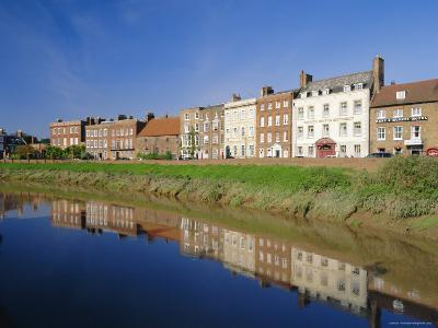 North Brink, One of England's Finest Georgian Streets, Wisbech, Cambridgeshire, England-Lee Frost-Photographic Print