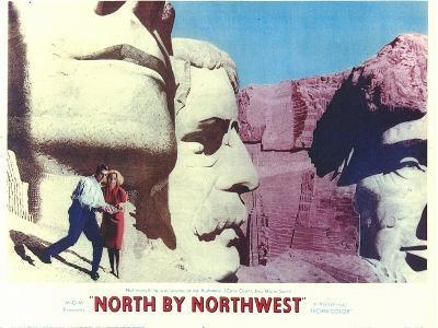 North By Northwest, 1959--Art Print
