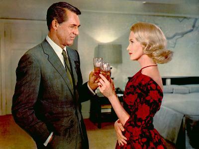 North By Northwest, Cary Grant, Eva Marie Saint, 1959--Photo