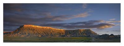 North Caineville Mesa near Capitol Reef National Park, Utah-Tim Fitzharris-Art Print