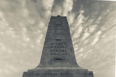 North Carolina, Kill Devil Hills, Wright Brothers National Memorial-Walter Bibikow-Photographic Print