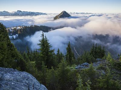 North Cascades National Park, Washington-Ethan Welty-Photographic Print