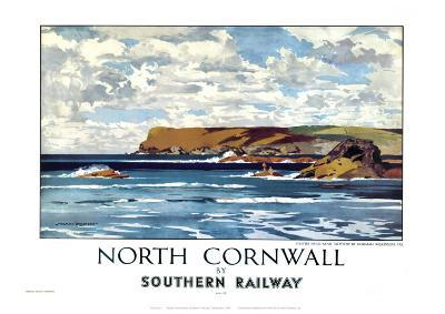 North Cornwall--Giclee Print