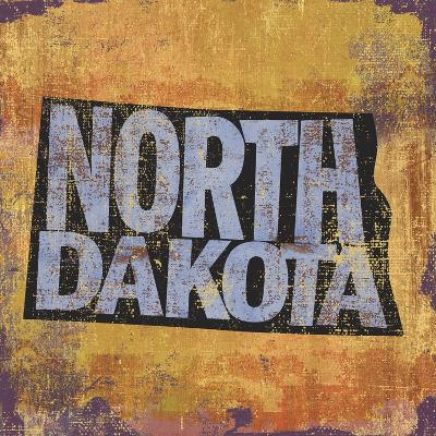 North Dakota-Art Licensing Studio-Giclee Print