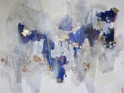 North Gold-Christine Olmstead-Art Print