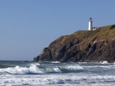 North Head Lighthouse, Cape Disappointment State Park, Washington, USA-Jamie & Judy Wild-Photographic Print