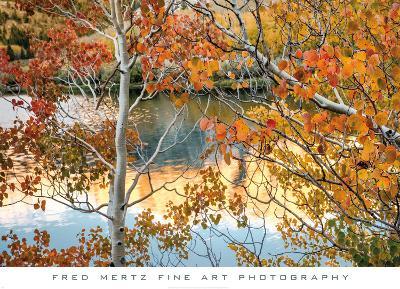 North Lake Sunrise-Fred Mertz-Art Print