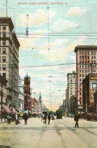 North Main Street, Dayton, Ohio
