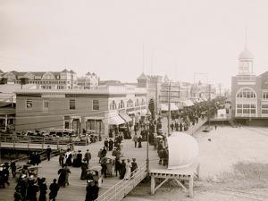 North on the Boardwalk, Atlantic City, N.J.