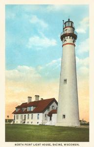 North Point Lighthouse, Racine, Wisconsin