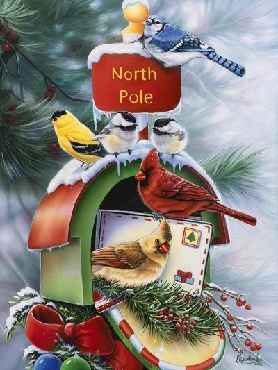 North Pole-Jenny Newland-Giclee Print