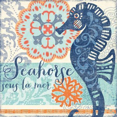 North Shore I-Jennifer Brinley-Art Print