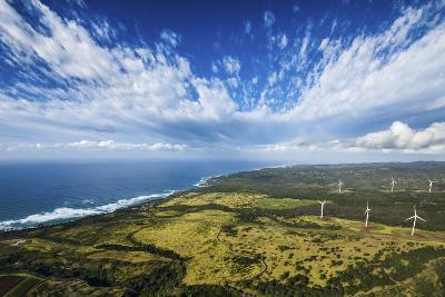 North Shore Windmills-Cameron Brooks-Photographic Print