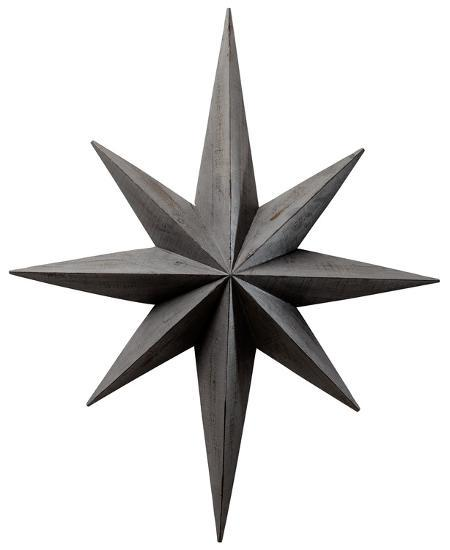 North Star Wall Decor