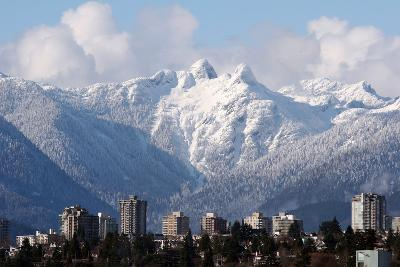 North Vancouver-PY-Photographic Print