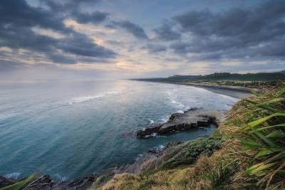 North View Muriwai-Nick Twyford Photography-Photographic Print