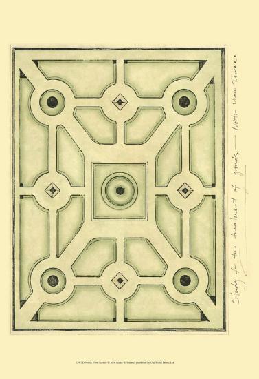 North View Terrace-Renee W^ Stramel-Art Print