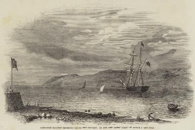 North-West Searching Expedition for Sir John Franklin--Giclee Print