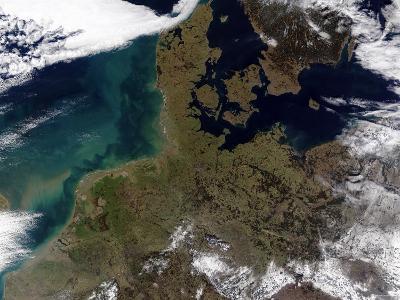 North Western Europe-Stocktrek Images-Photographic Print