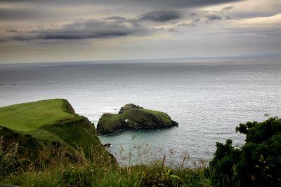 Northern Ireland, Antrim Coast, Glens- Bluehouseproject-Photographic Print