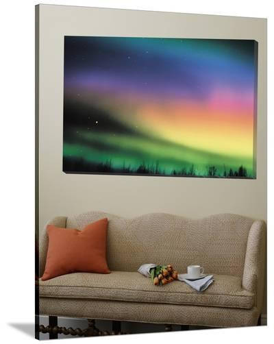 Northern Lights--Loft Art