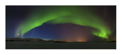 Northern Lights-Roy Samuelsen-Giclee Print