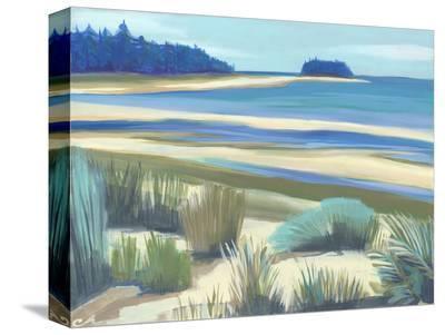 Northern Shore-Cathe Hendrick-Stretched Canvas Print