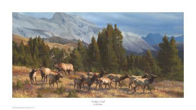 Northern Social-Kyle Sims-Art Print