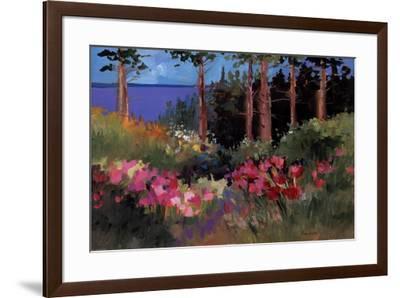Northern Summer-Jane Slivka-Framed Art Print