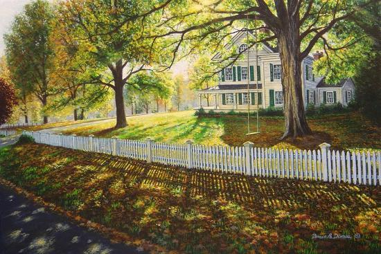 Northfield Homestead-Bruce Dumas-Giclee Print