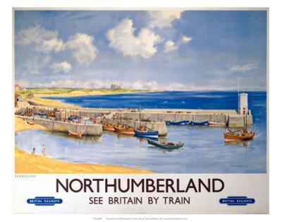 Northumberland, BR, c.1948-1965