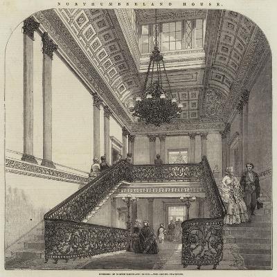 Northumberland House--Giclee Print