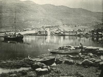 Norway Norheimsund--Photographic Print