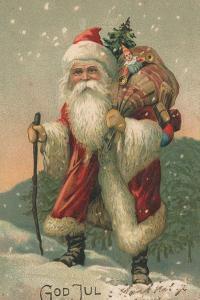 Norwegian Christmas Card